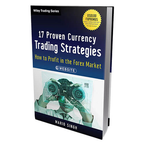 Hardcover : 17 Proven Currency Trading Strategies